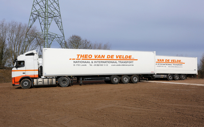 Theo Van de Velde bvba - Lennik - Vloot
